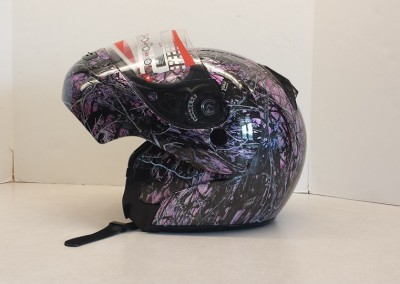 custom modular helmet
